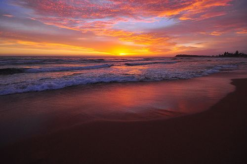 Collaroy Beach dawn