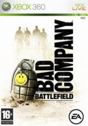 Battlefield: Bad Company - Xbox 360 Game