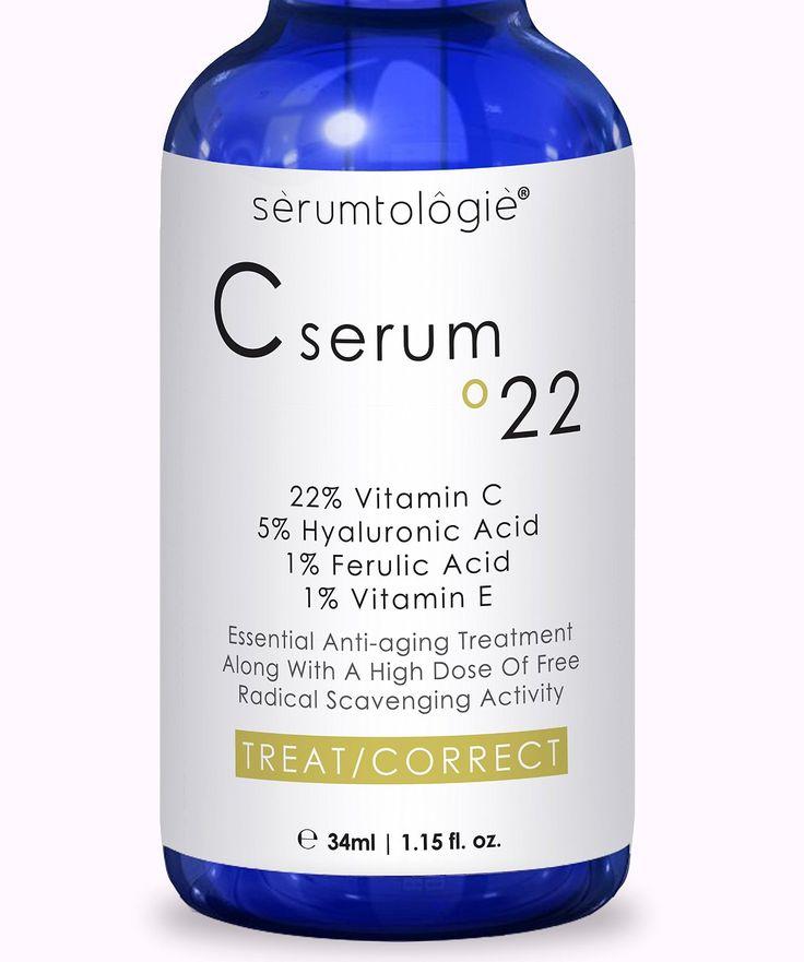 Serumtologie Vitamin C Serum 22%