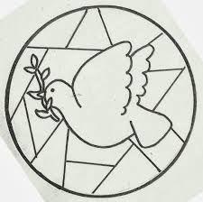 Resultado de imagen de mural mandala paz