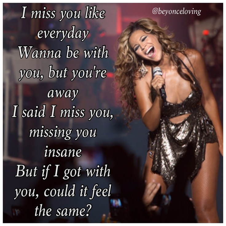 Beyonce - I miss you l...