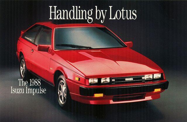2. Favorite '80s cars.
