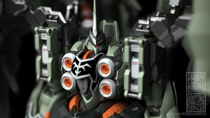 Steel Legend 1/100 NZ-666 Kshatriya - Release Info - Gundam Kits Collection News and Reviews