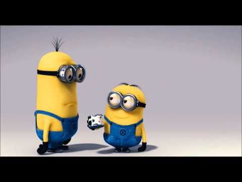Minions Mooo... whoever created these minions is a genius!!!!