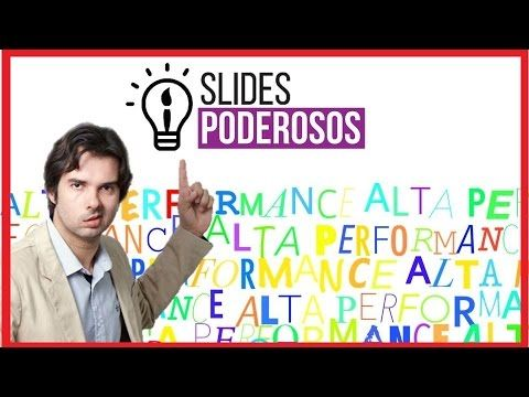 Power point-Confira o que uma apresentação com slides de alta performanc...