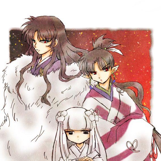 Inuyasha Jakotsu And Naraku: 1000+ Images About InuYasha★*★*★*★ On Pinterest