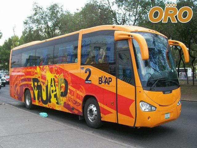 LAS MEJORES RUTAS DE AUTOBUSES. Si eres estudiante de la BUAP y vives en Atlixco, esto te interesa. En Autobuses Oro ponemos a tu disposición la ruta BUAP, que es un servicio gratuito para los estudiantes del campus Puebla, ingresa a www.autobusesesoro.com o comunícate al (01800) 9000676 para conocer los difententes horarios de nuestro servicio.