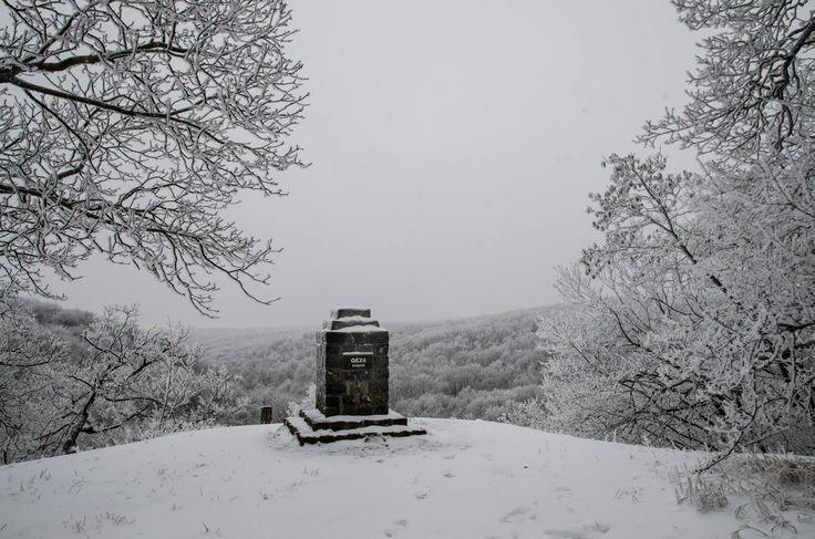 Róth Hajnalka Hófehér Január 5-én készült a Géza pihenőnél. Egy igazi téli fotó, amikor minden hófehér volt  Több kép Hajnalkától:  https://www.facebook.com/nalkaroth/