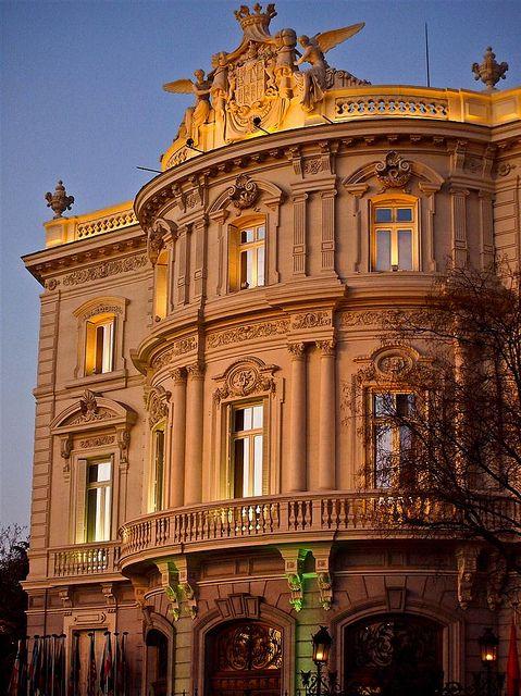 Casa de America | Foto: MARIE LAMPE-Madrid&Co.