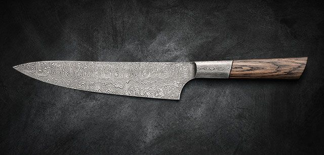 Premium Deluxe Chef MesserKlingenlänge: 20cm oder 24cm