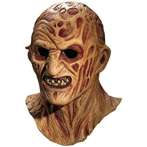 Deluxe Freddy Mask Costume Accessory @ niftywarehouse.com