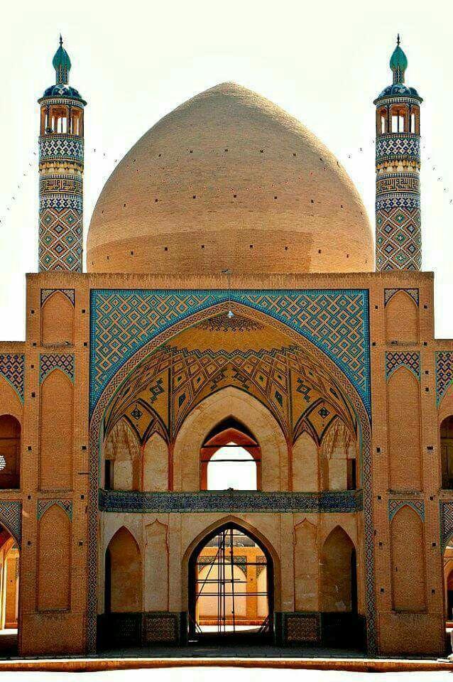 Agha Bozorg Masjid, mashaAllah