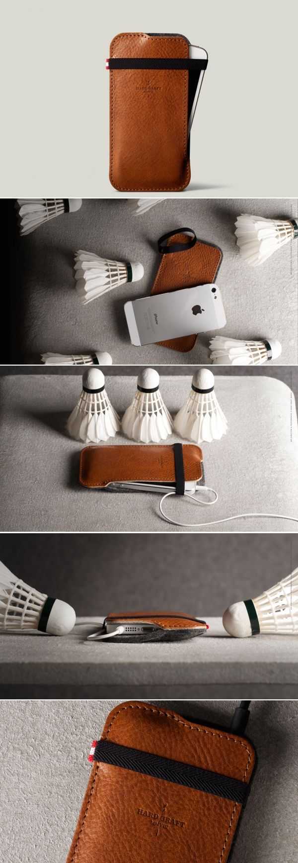 """Leren iPhone hoesjes vind je bij ons! - #make your own leather iphone case 
