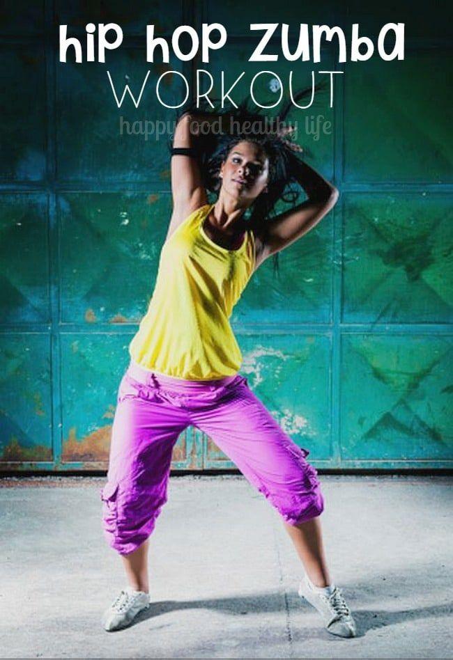 Hip Hop Dance Workout – Fitness Friday #3