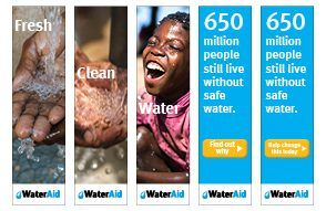 Water Aid – World Issues
