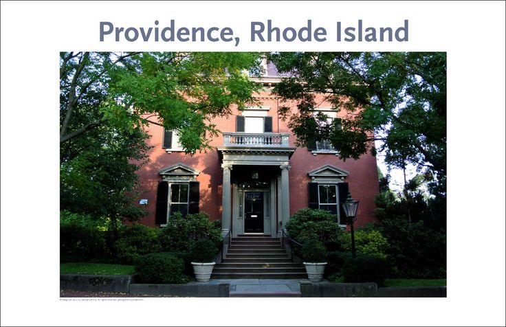 Places In East Side Rhode Island