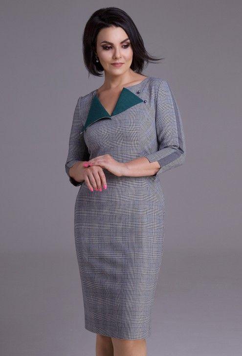 3bf457bef79b Коллекции женской одежды осень-зима 2018-2019 от компании Jerusi.  Белорусская трикотажная одежда сезона осень-зима 2018-2019. Каталог мод…