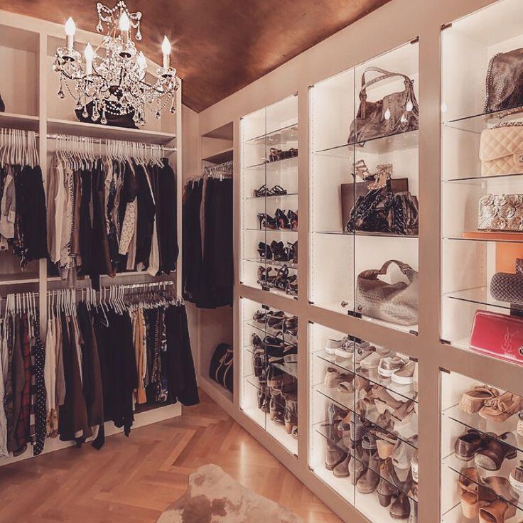 17 Best Ideas About Closet Chandelier On Pinterest