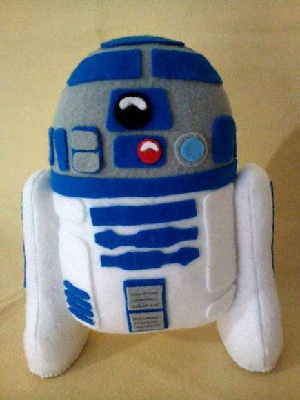 Star Wars -R2-D2 toy plush Feltro