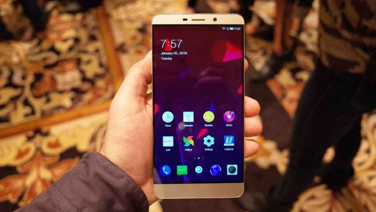 Le Max Pro—the first Snapdragon 820 smartphone by LeEco goes on sale