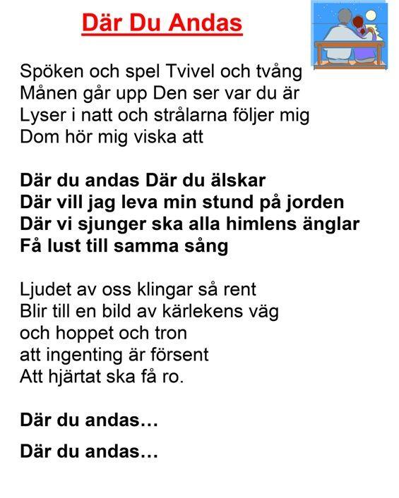 Noter & Texter - www.enhimlakor.se