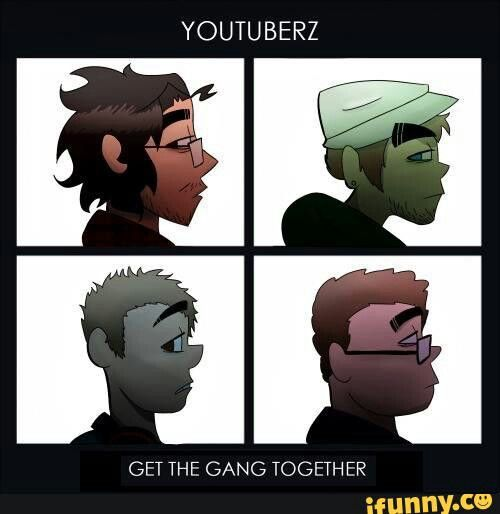 AAH GORILLAZ REFERENCE AND MARKIDARLING AS 2D AAAAAAAAHH X3 (help me I fangirled and can't get up)