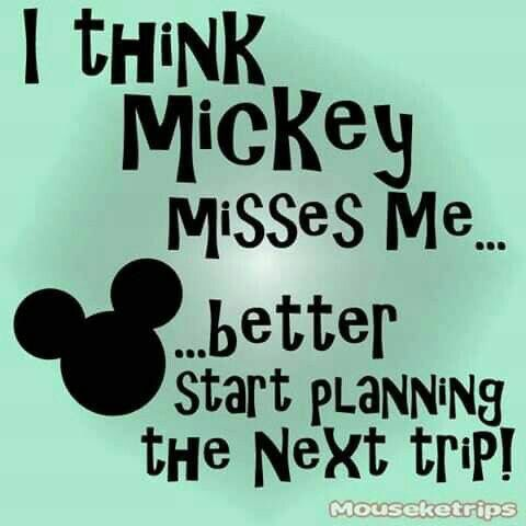 Planning....what planning?!?! We just get up in the morning and if we feel like going to Disneyland that day we go  there is no planning!