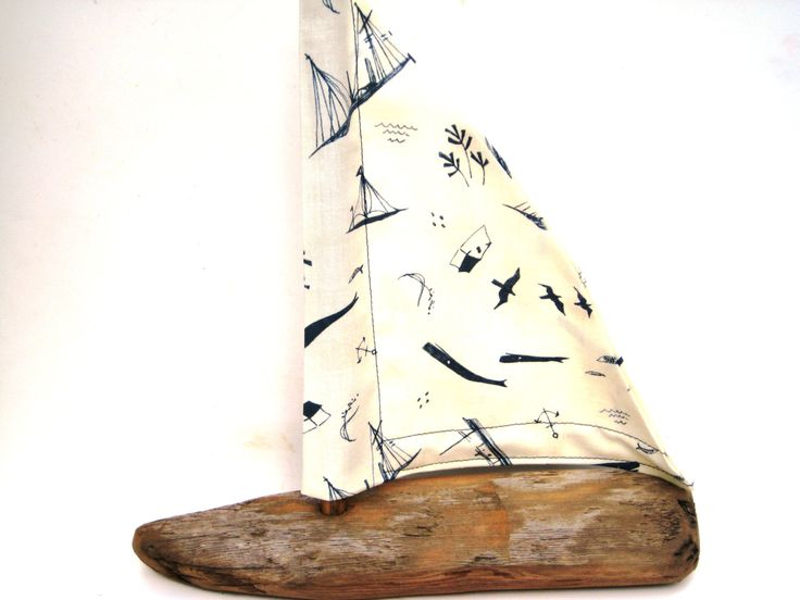 Nautical Motif Driftwood Boat Sailing Theme Decorative Toy Boat Gift For A Sailor Wood Boat Reclaimed Wood Art Nautical Decor Driftwood Art by BlackCrowCurios on Etsy