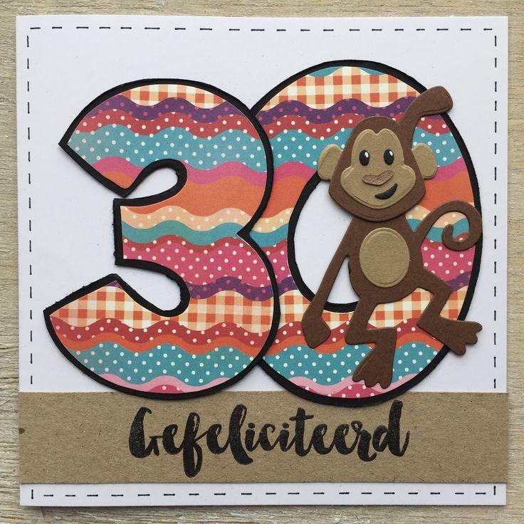 LindaCrea: Eline's Beestenboel #29 - Hoera, 30 jaar!