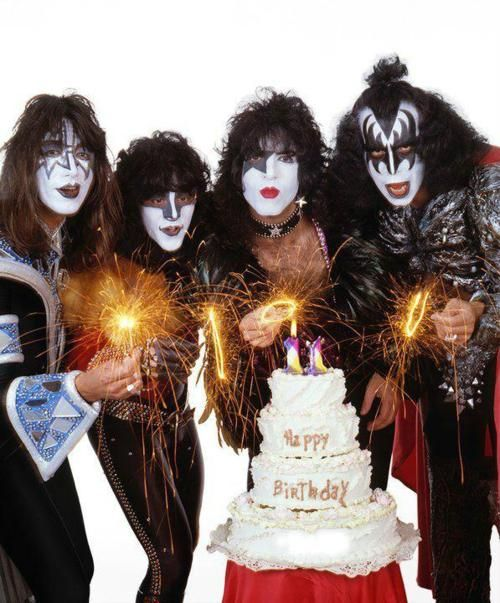 happy birthday rock n roll themed | Happy Birthday Kiss Band Happy birthday lynch!