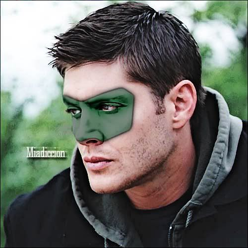 My top 5 reasons why Jenson Ackles should be Hal Jordan in Green Lantern 2/The Justice League movie. 1. Ryan Reynolds tries to hard to be funny. Jenson is just naturally funny. 2. Jenson looks like Hal Jordan. 3. In Supernatural, Dean is a very funny, serious, and cocky person. Hal Jordan is a very funny, serious, and cocky person. 4. He's got the height, he knows Warner Brothers, and he worked with DC Comics before as a voice actor for the Red Hood. 5. He's way more likable than Ryan…