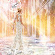 Bridal Season Art Print
