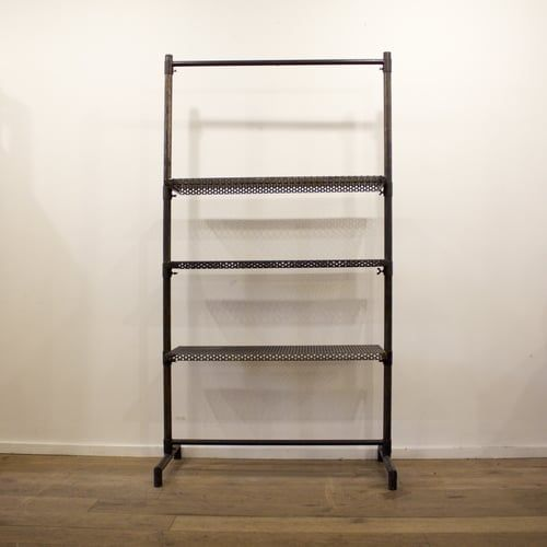 Unique Industrial Cabinets and Shelving