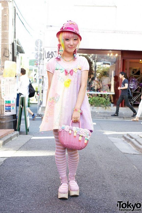 cute japanese street style