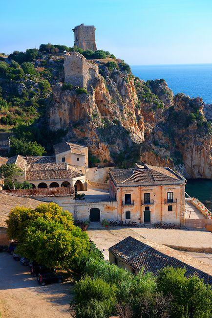 The Tonnara di Scopello, Castellammare Del Golfo, Sicilia www.bbselection.it