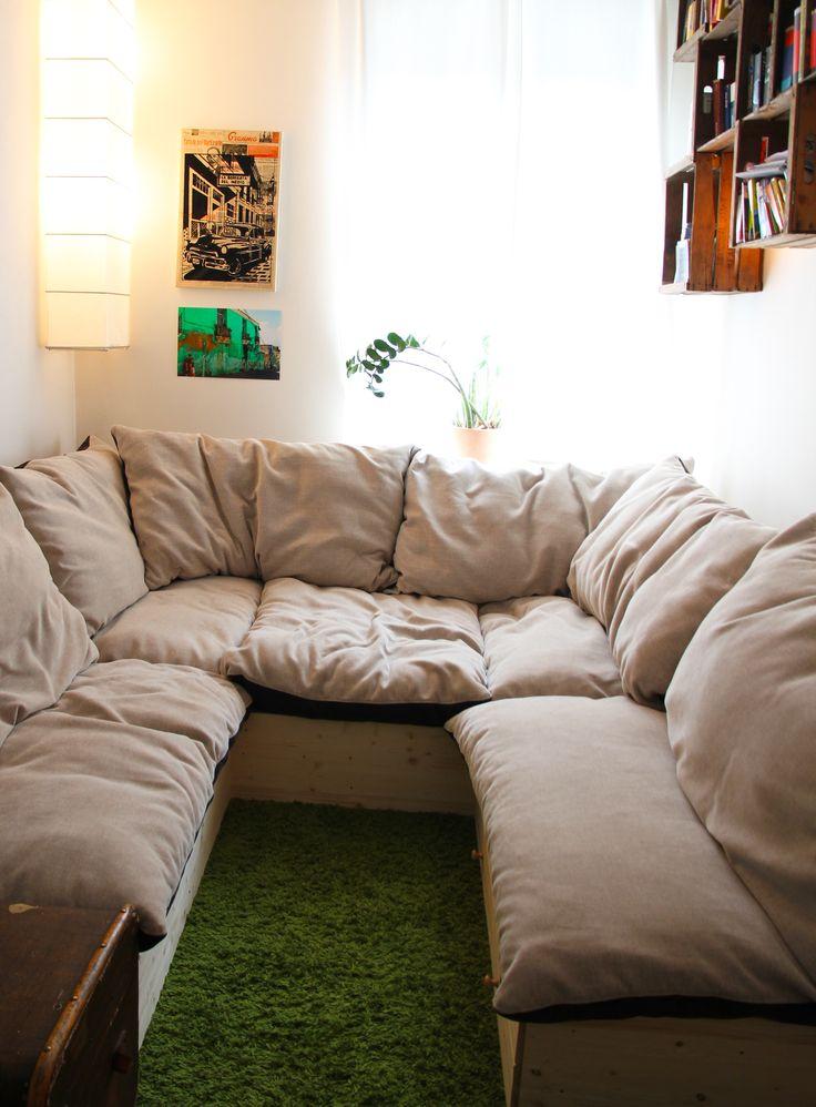 11 best pillow landscape\/ Kissenlandschaft images on Pinterest - aufblasbare mobel natur