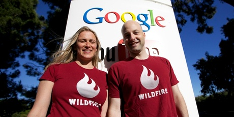 Wildfire - Sold to Google for a reported US$250 million