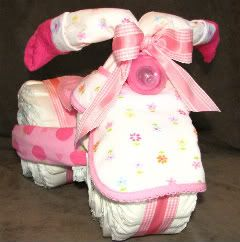 diaper tricycle for baby shower