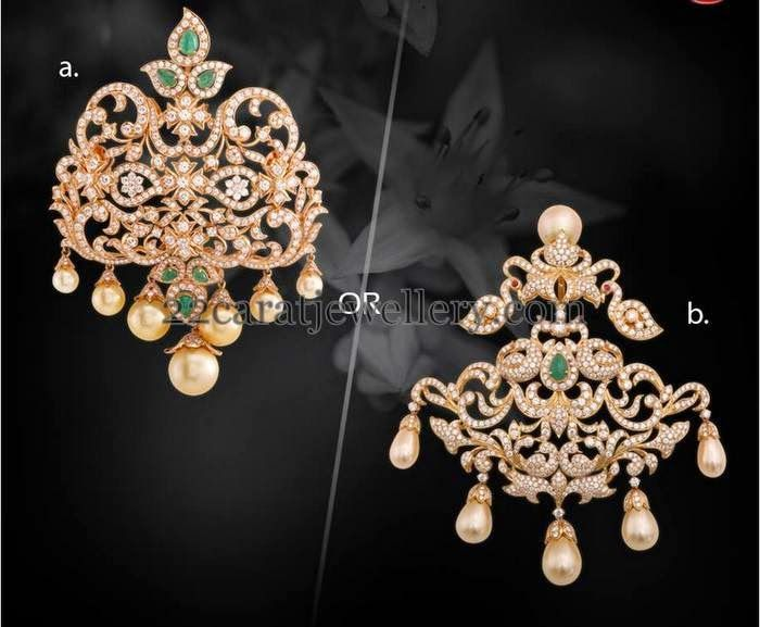 Jewellery Designs: bridal jewellery