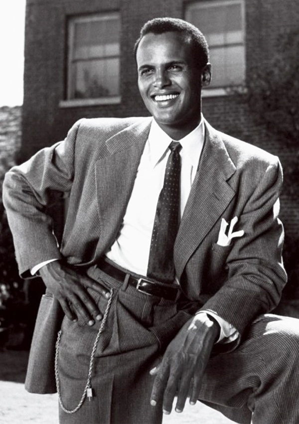 Harry Belafonte -harry belafonte (b. 1927) was very much involved in the civil rights movement. grew up in jamaica, became the king of calypso, singer/songwriter/social activist.
