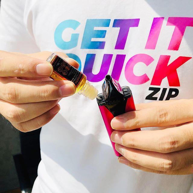 Trf Top Rotate Filling Makes Vaping So Easy Zipgetitquick Ultrasonicvape Usonicig