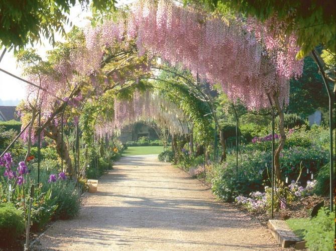Une All E De Jardin Pour Cr Er Le Spectacle Le Jardin