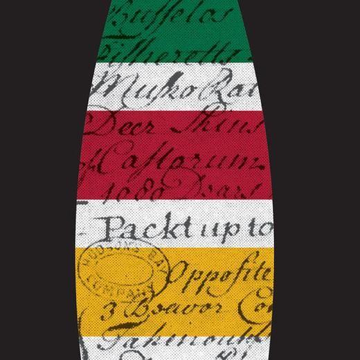 The Hudson Bay Heritage Edition Paddle Art Print - Hinterland Home