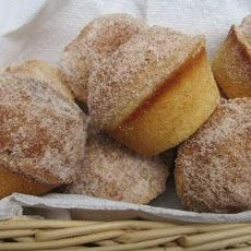 Donut Muffins. Click for recipe #muffin #muffins #snack #cake #bakedgoods #bake #recipe #baking #favorite #good #tasty #dessert #donut
