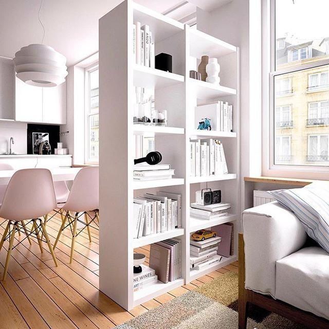 Estanterias para separar espacios affordable best - Estanterias para separar ambientes ...