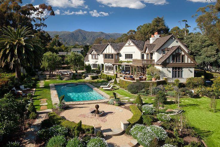 105 best santa barbara ca images on pinterest - Residence de luxe montecito santa barbara ...