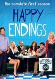 Happy Endings: The Complete First Season [2 Discs] [DVD], 15888303