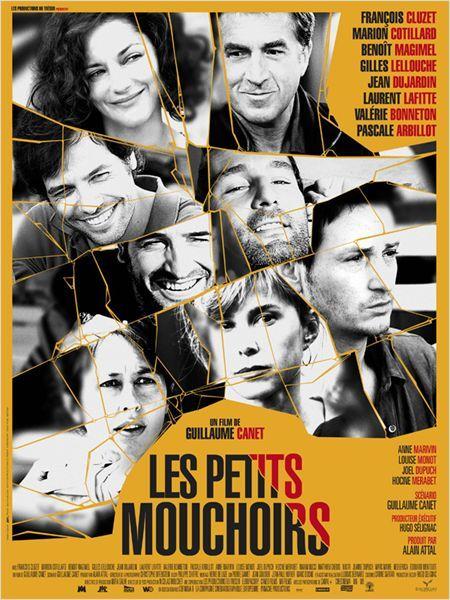 207. Les Petits Mouchoirs de Guillaume Canet, avec Marion Cotillard, François Cluzet, Jean Dujardin. 2010