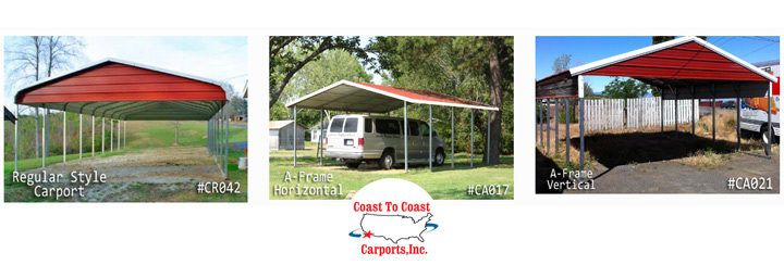 Cheap Metal Carports for Sale