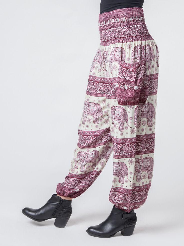 Bandoola Harem Pants